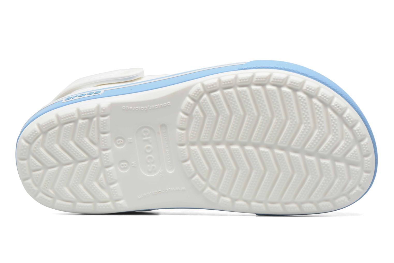 Zapatos promocionales Crocs Crocband II.5 Clog F (Blanco) - Zuecos   Zapatos casuales salvajes