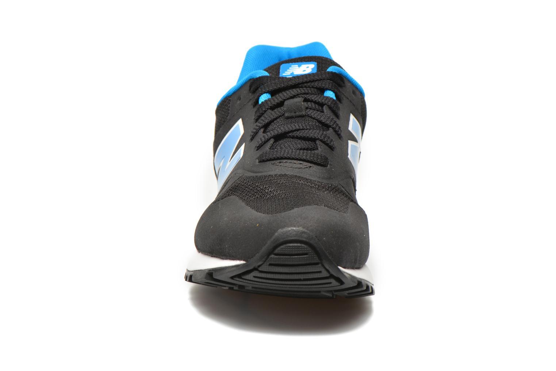 Sneaker New Balance ML565 D M schwarz schuhe getragen
