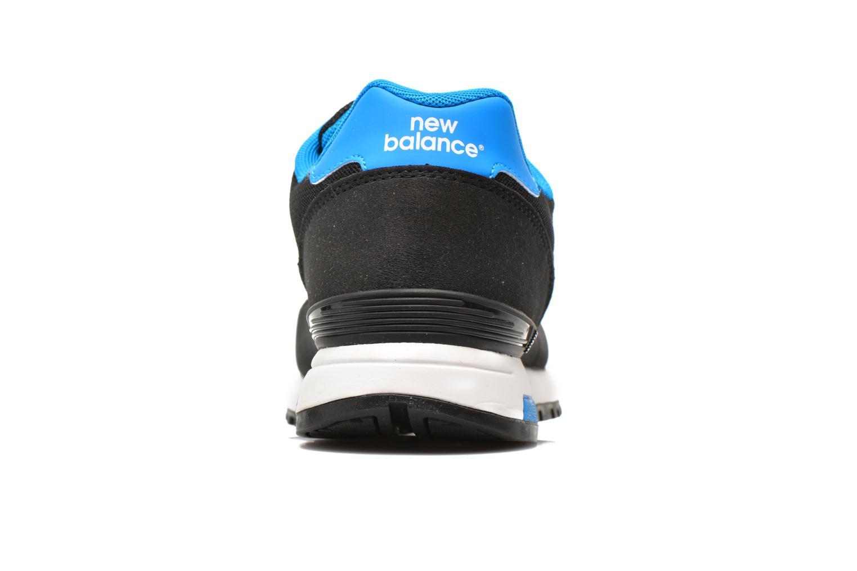 Sneaker New Balance ML565 D M schwarz ansicht von rechts