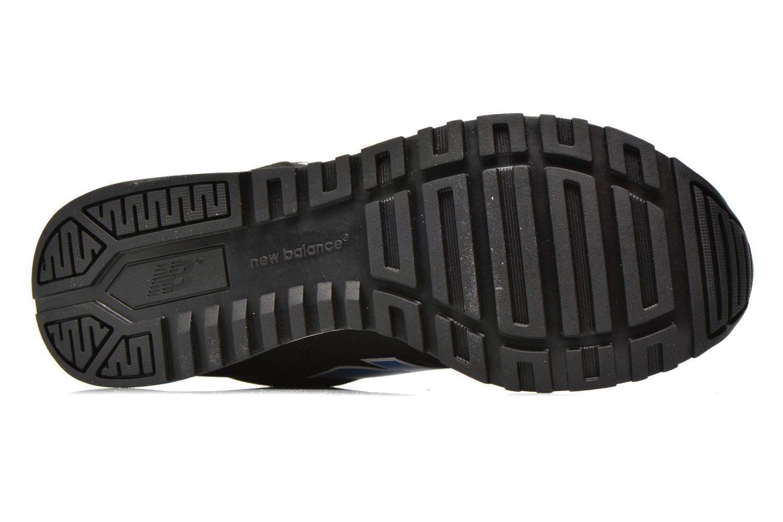 Sneaker New Balance ML565 D M schwarz ansicht von oben