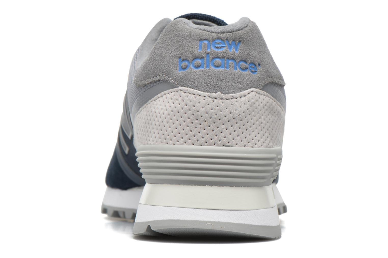 Baskets New Balance MTL574 D M Bleu vue droite