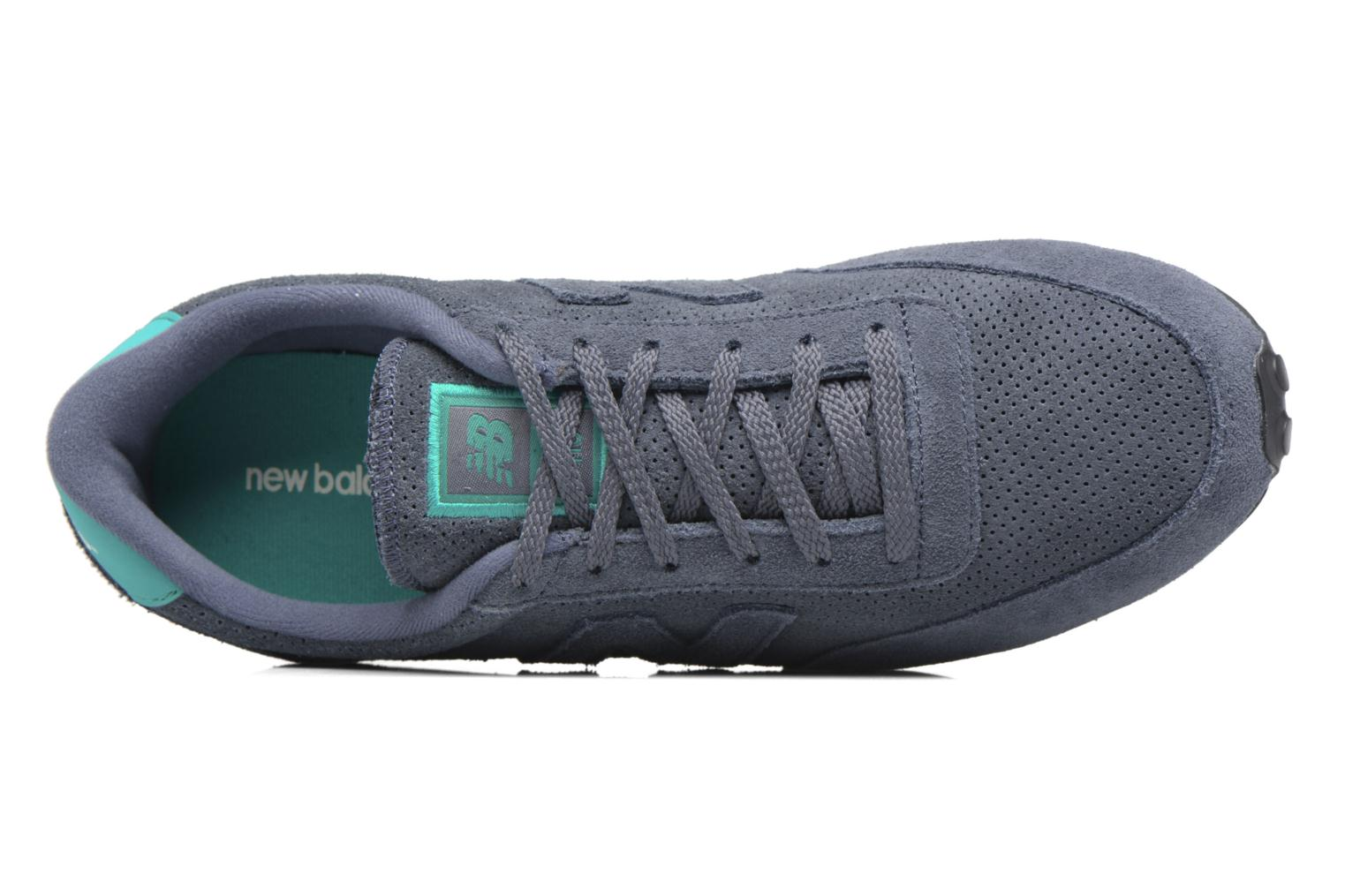 Trainers New Balance U410 D Grey view from the left
