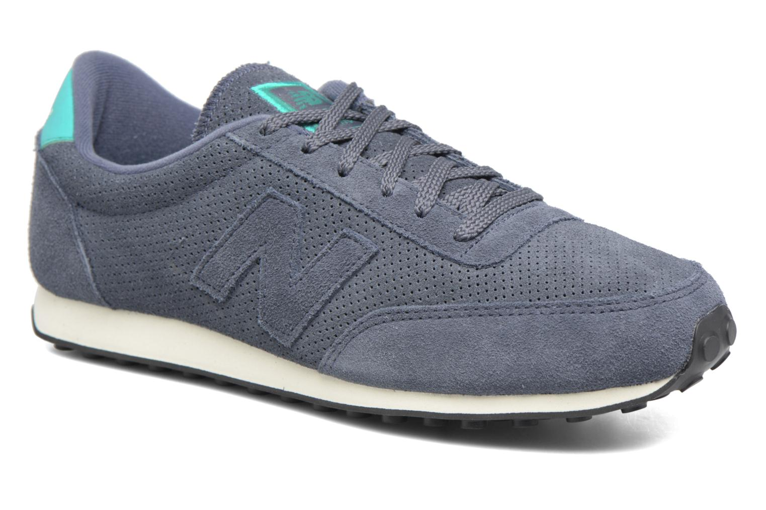 Trainers New Balance U410 D Grey detailed view/ Pair view