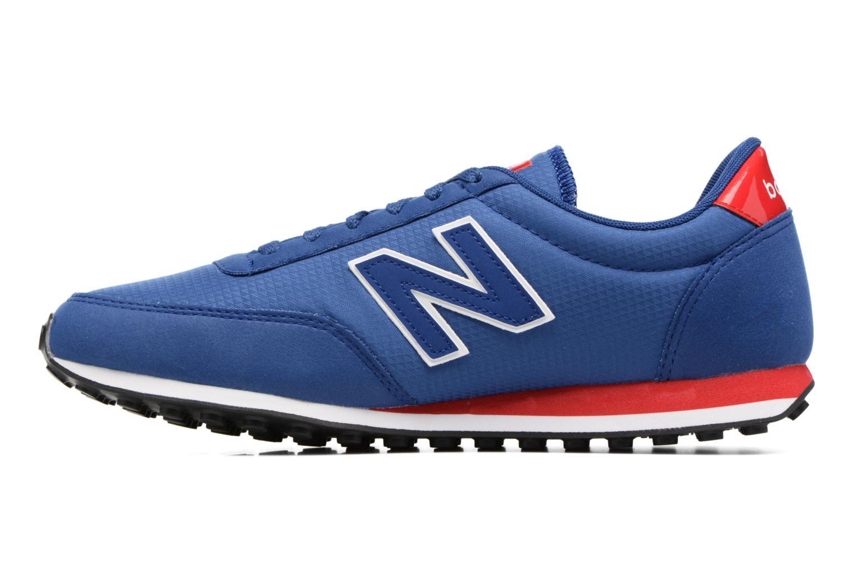 Sneaker New Balance U410 D blau ansicht von vorne