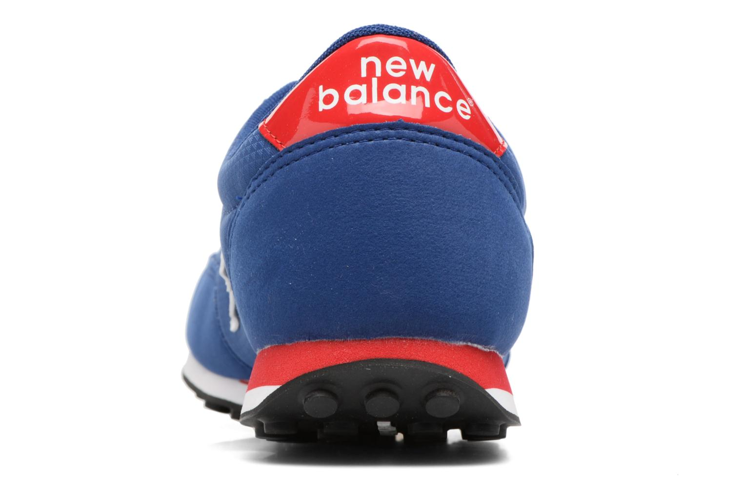Trainers New Balance U410 D Blue view from the right