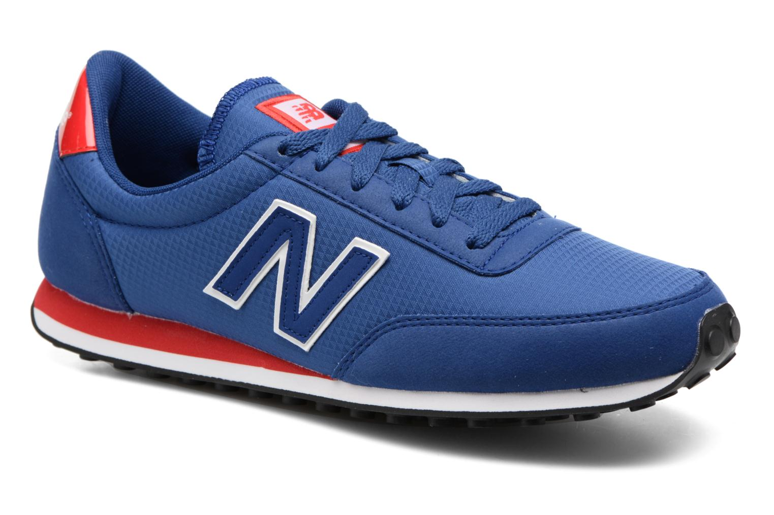 Trainers New Balance U410 D Blue detailed view/ Pair view