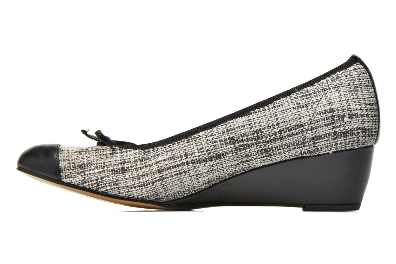 High heels Elizabeth Stuart Nex 662 Black front view