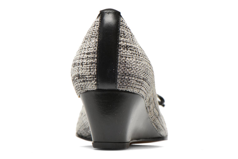 High heels Elizabeth Stuart Nex 662 Black view from the right