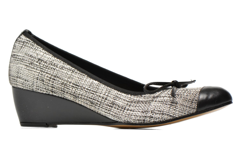 High heels Elizabeth Stuart Nex 662 Black back view