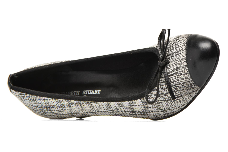 High heels Elizabeth Stuart Nex 662 Black view from the left