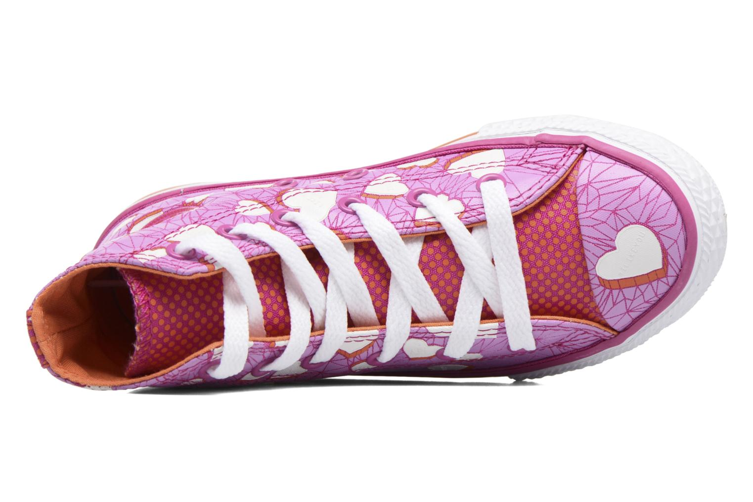 Sneakers Converse Chuck Taylor All Star Hi Paars links