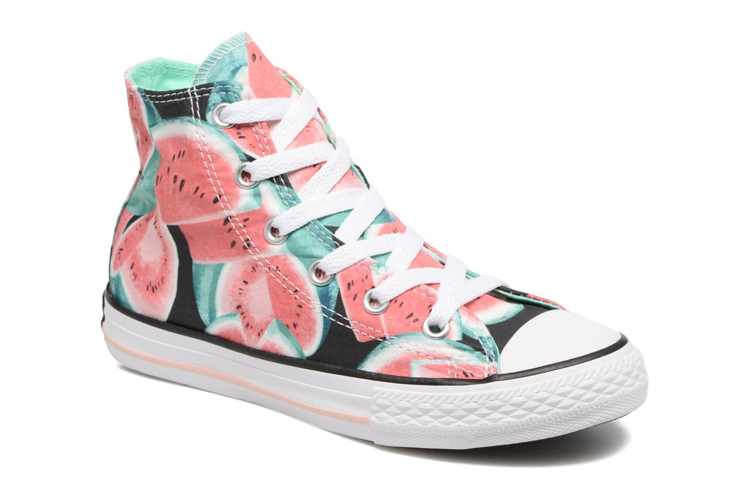 Trainers Converse Chuck Taylor All Star Hi Multicolor detailed view/ Pair view