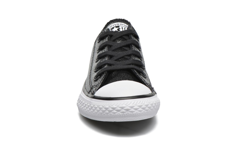 Baskets Converse Chuck Taylor All Star Ox Noir vue portées chaussures