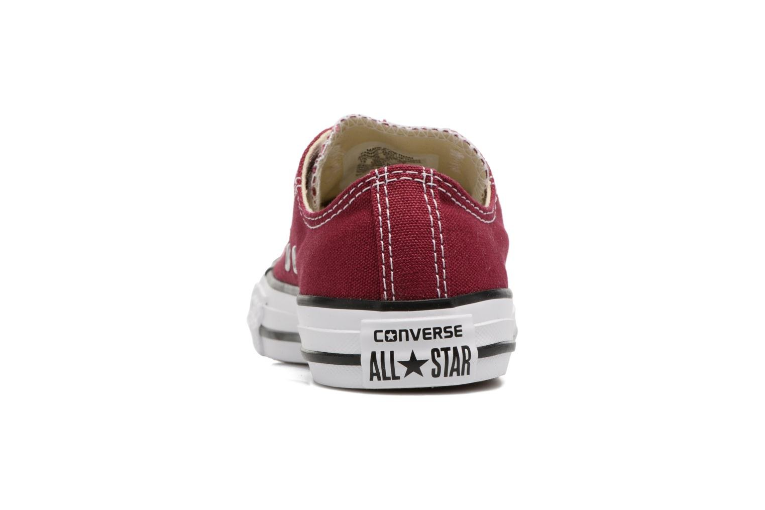 Chuck Taylor All Star Ox Maroon
