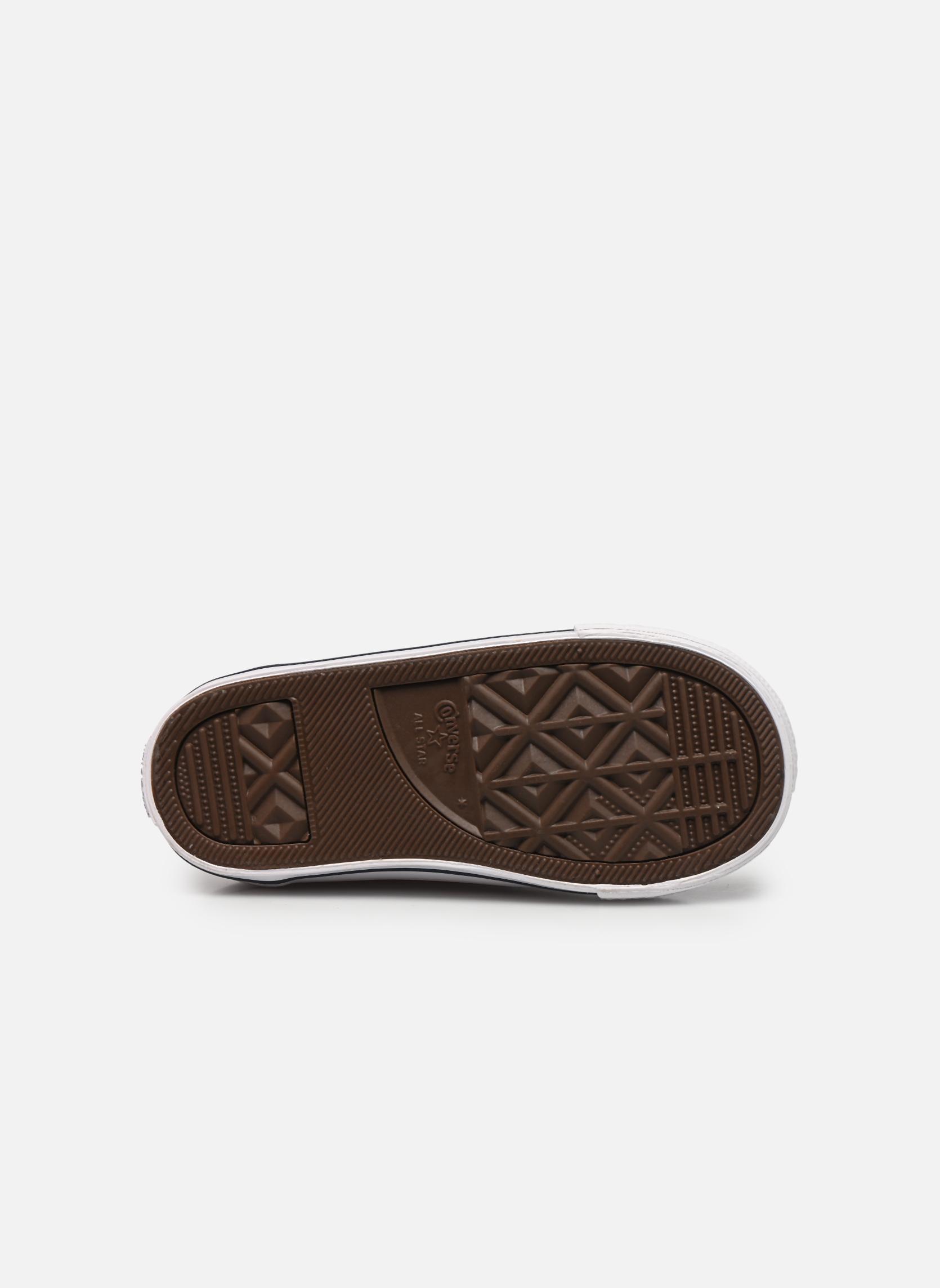 Sneaker Converse Chuck Taylor All Star 2V Ox weiß ansicht von oben
