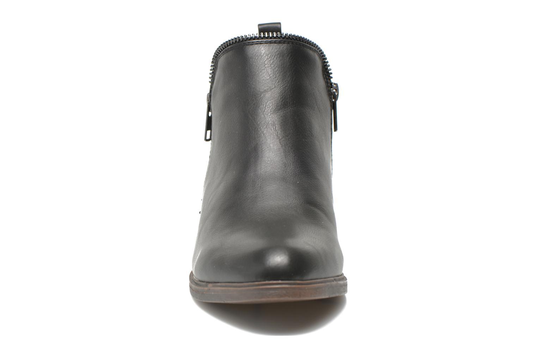 Bottines et boots I Love Shoes Tharte Noir vue portées chaussures