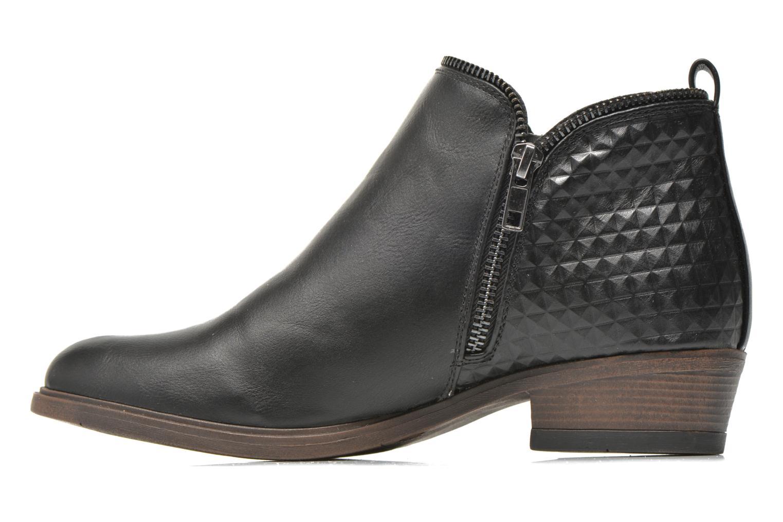 Bottines et boots I Love Shoes Tharte Noir vue face