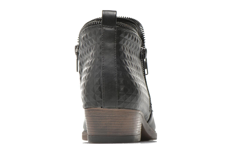 Bottines et boots I Love Shoes Tharte Noir vue droite