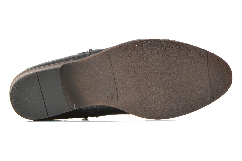 Bottines et boots I Love Shoes Tharte Noir vue haut