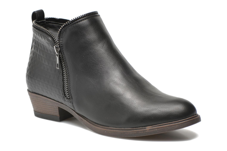 Bottines et boots I Love Shoes Tharte Noir vue détail/paire