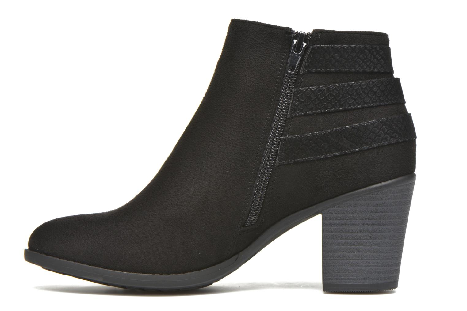 Ankle boots I Love Shoes THEVIRE Black front view