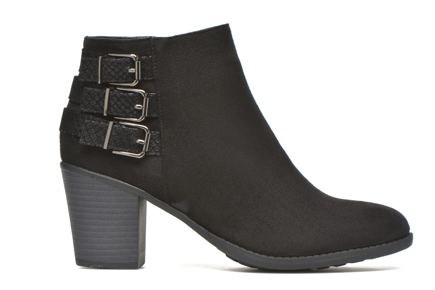 Ankle boots I Love Shoes THEVIRE Black back view