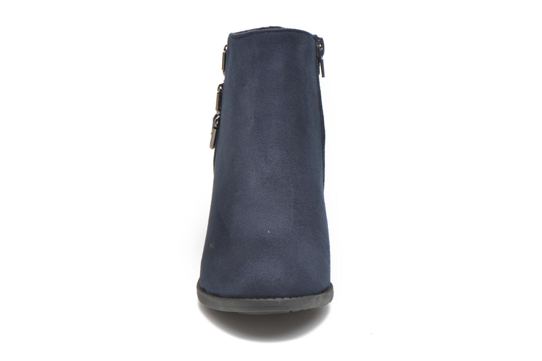 Stiefeletten & Boots I Love Shoes THEVIRE blau schuhe getragen