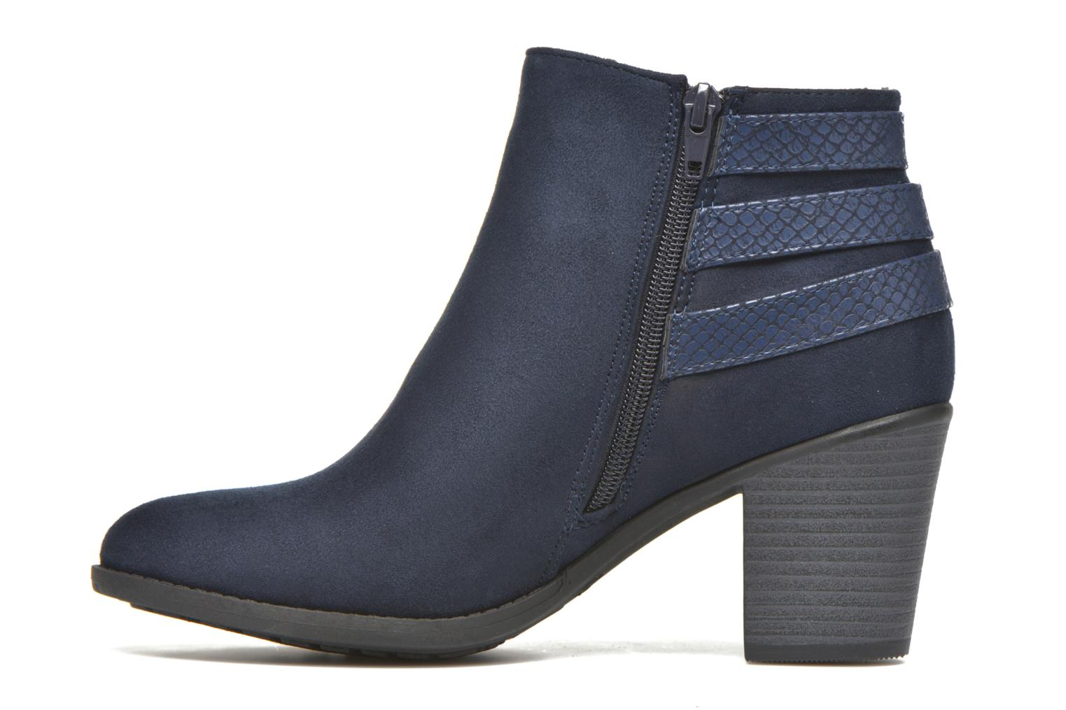Ankle boots I Love Shoes THEVIRE Blue front view