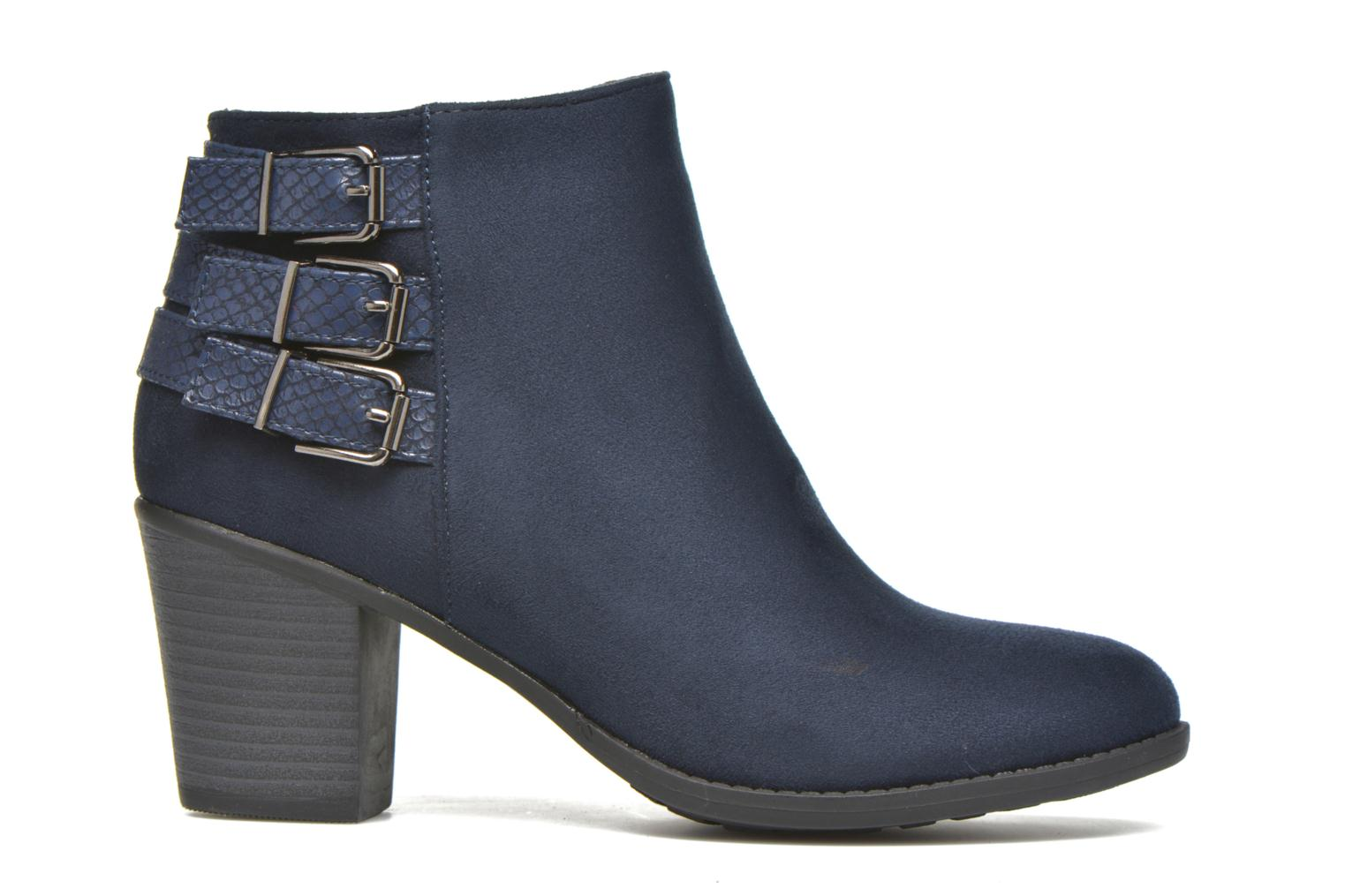Ankle boots I Love Shoes THEVIRE Blue back view