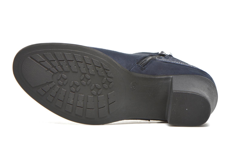 Bottines et boots I Love Shoes THEVIRE Bleu vue haut