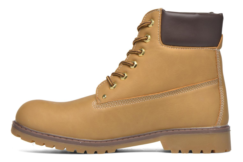 Stiefeletten & Boots I Love Shoes THEFOREST beige ansicht von vorne
