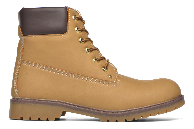 Stiefeletten & Boots I Love Shoes THEFOREST beige ansicht von hinten