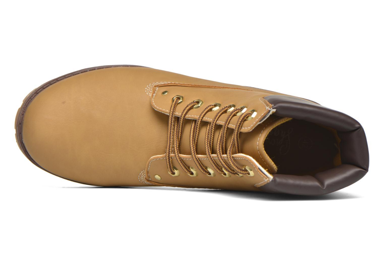 Bottines et boots I Love Shoes THEFOREST Beige vue gauche