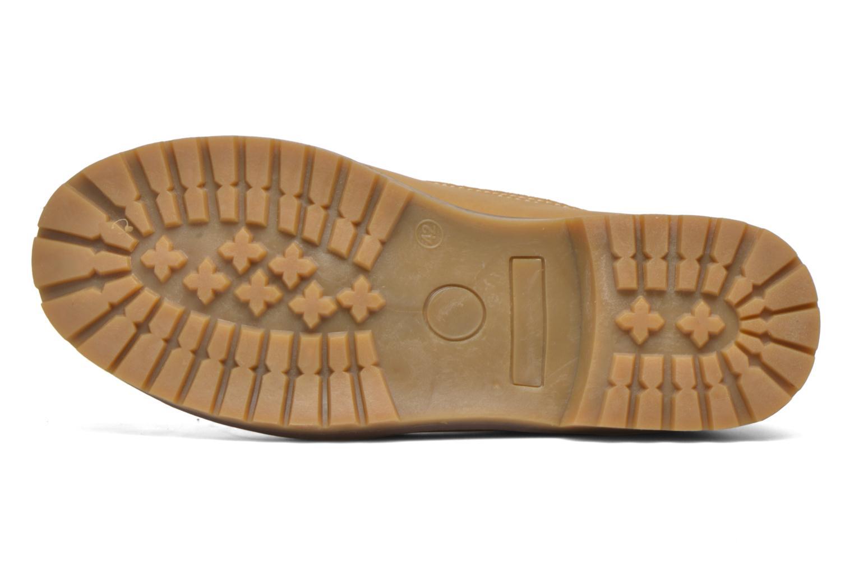 Stiefeletten & Boots I Love Shoes THEFOREST beige ansicht von oben