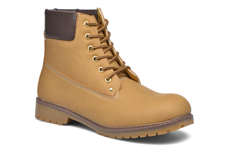 Bottines et boots I Love Shoes THEFOREST Beige vue détail/paire