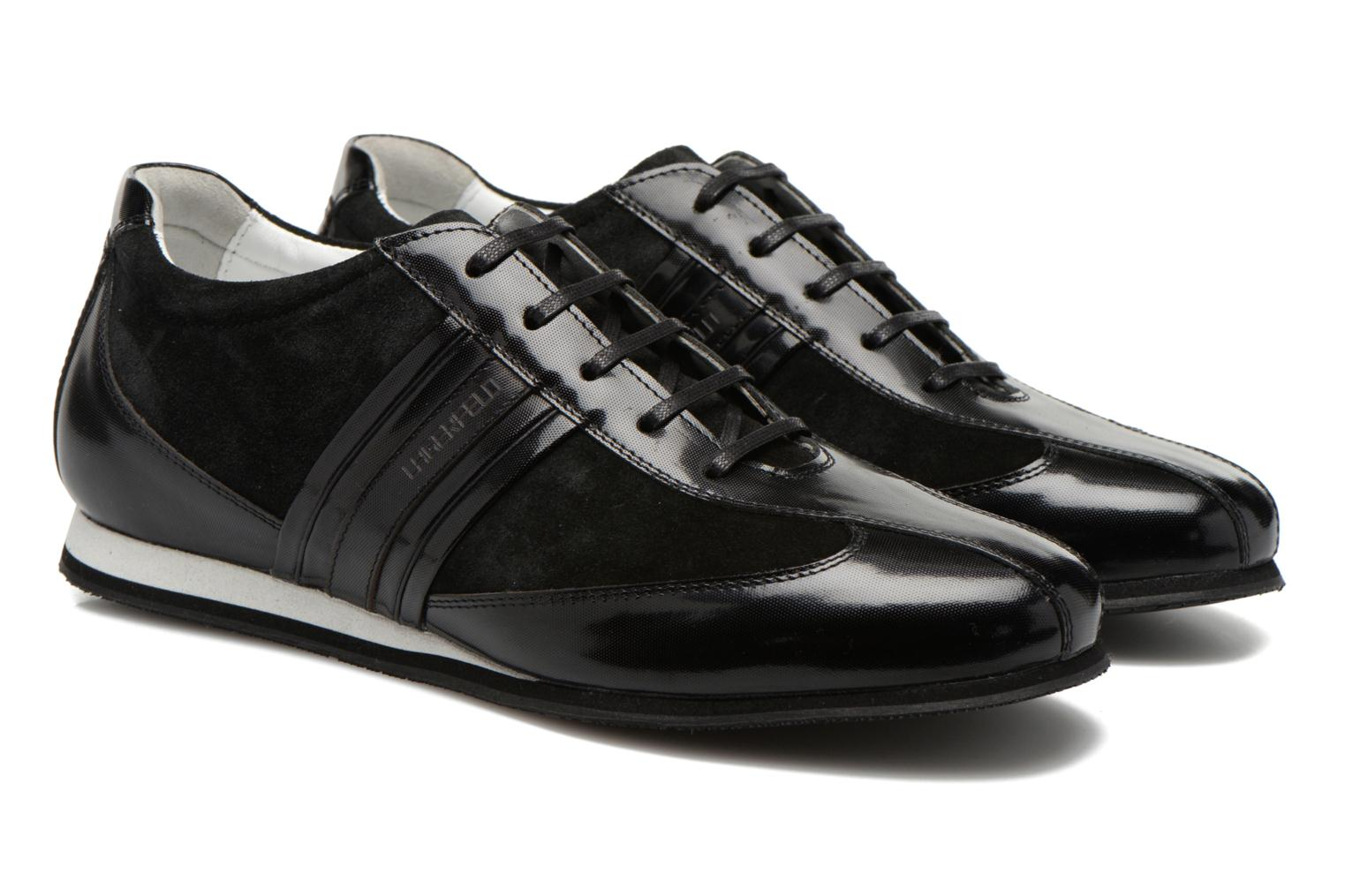 Trainers Lagerfeld Maurice by Lagerfeld Black 3/4 view