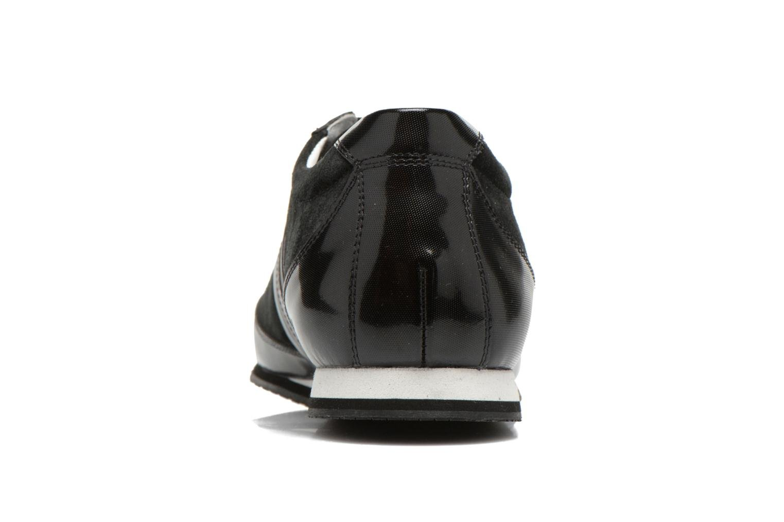 Baskets Lagerfeld Maurice by Lagerfeld Noir vue droite