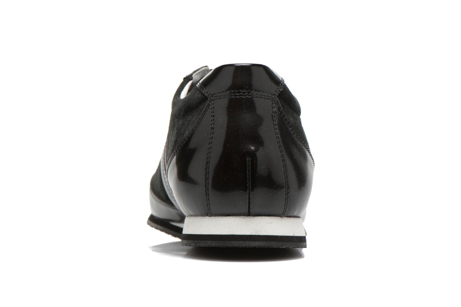 Trainers Lagerfeld Maurice by Lagerfeld Black view from the right