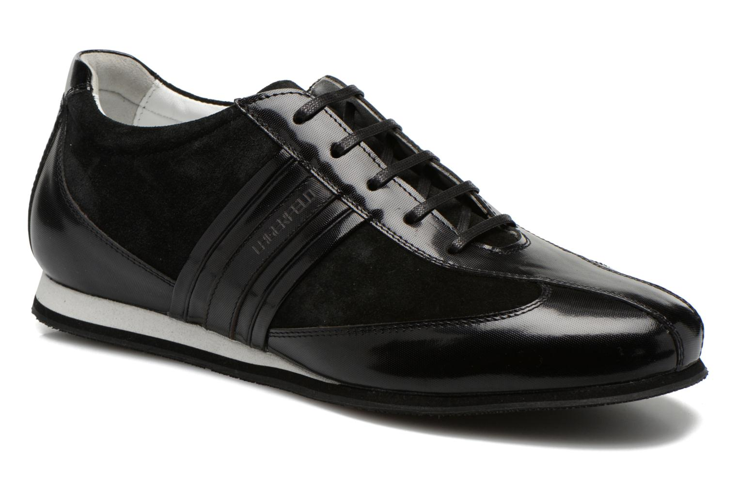 Trainers Lagerfeld Maurice by Lagerfeld Black detailed view/ Pair view