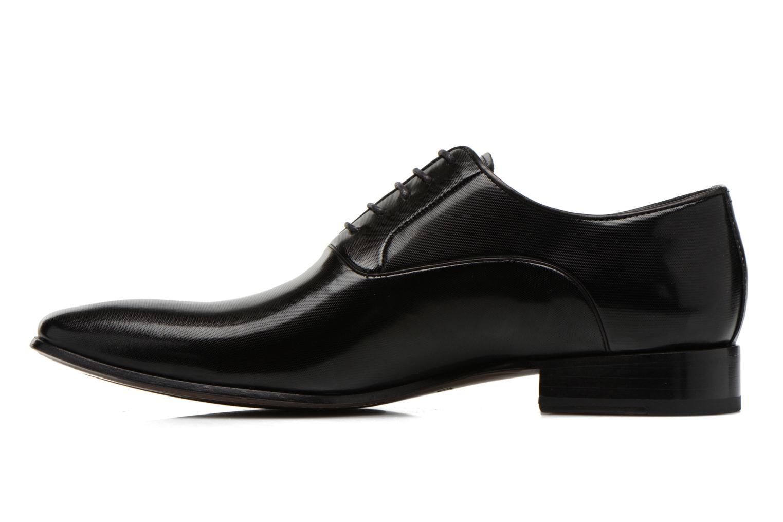 Chaussures à lacets Lagerfeld Joanne by Lagerfeld Noir vue face
