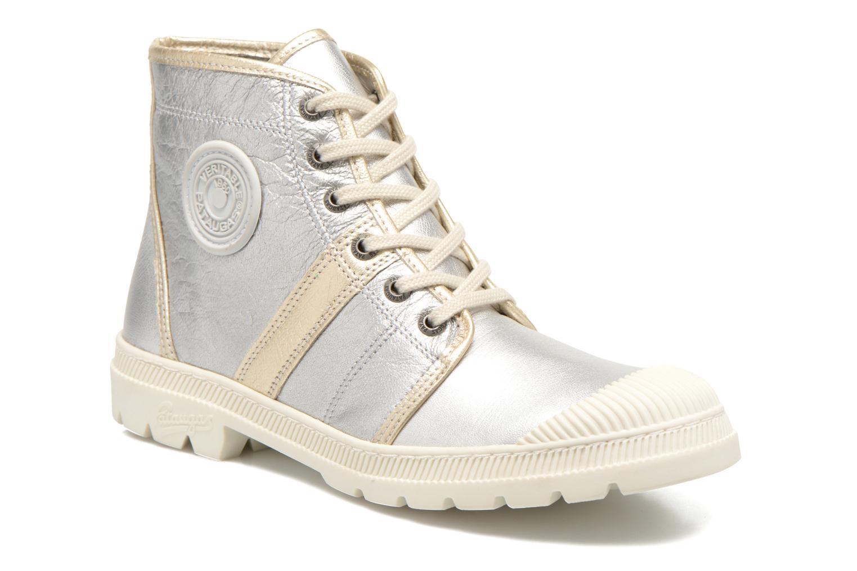 Sneaker Pataugas Auth/MC silber detaillierte ansicht/modell