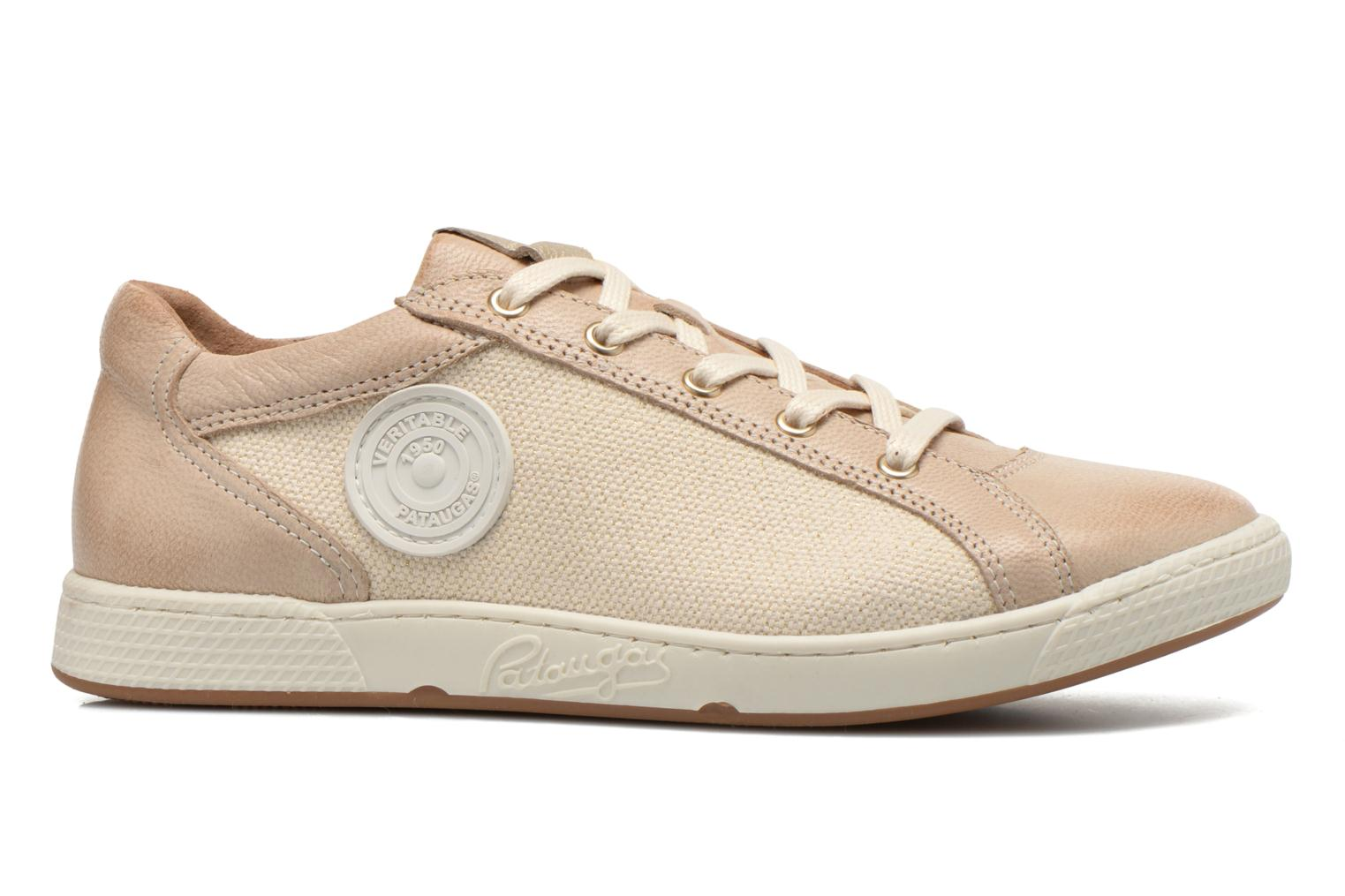 Trainers Pataugas Joxxo Beige back view