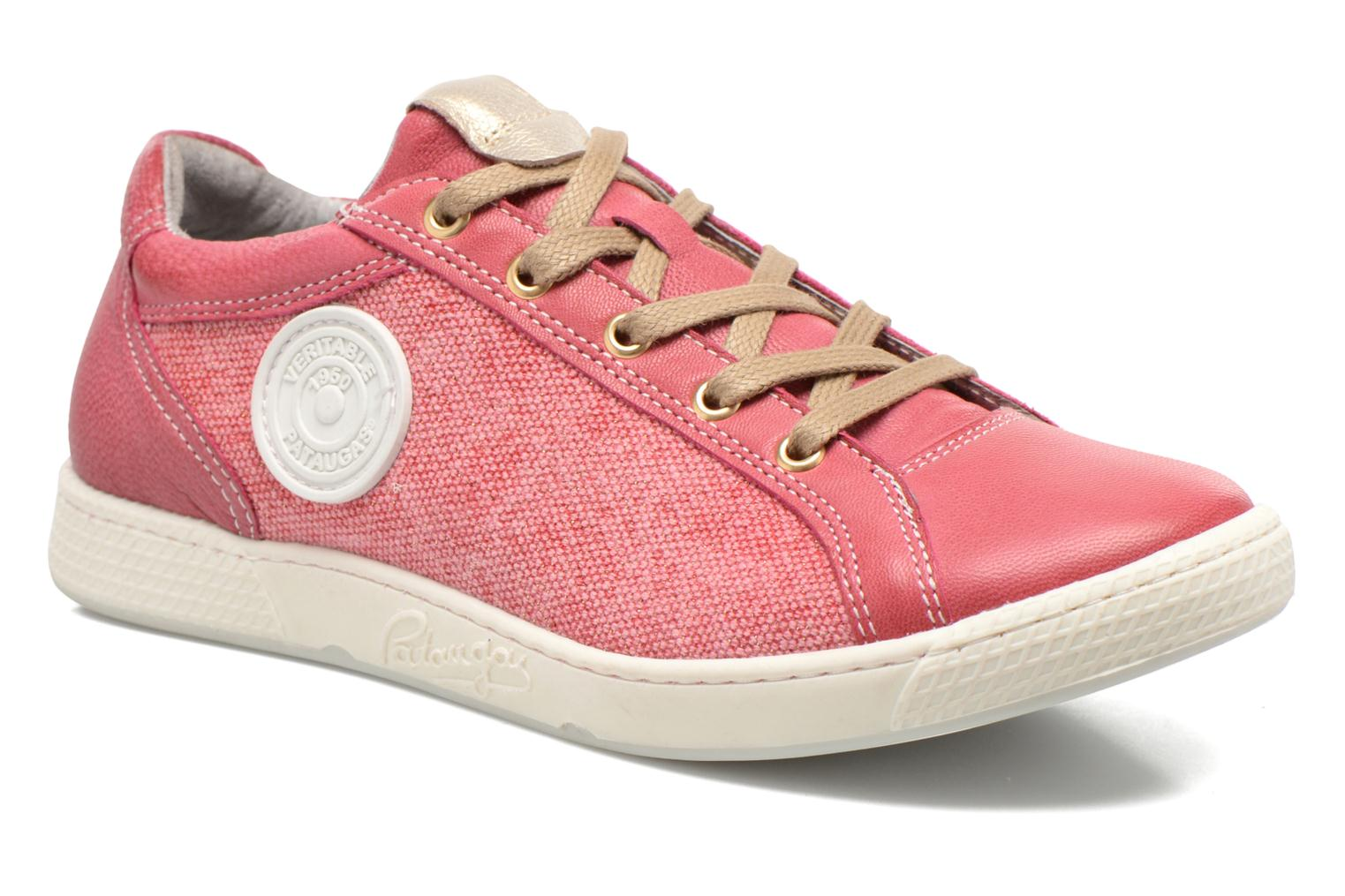 Trainers Pataugas Joxxo Pink detailed view/ Pair view