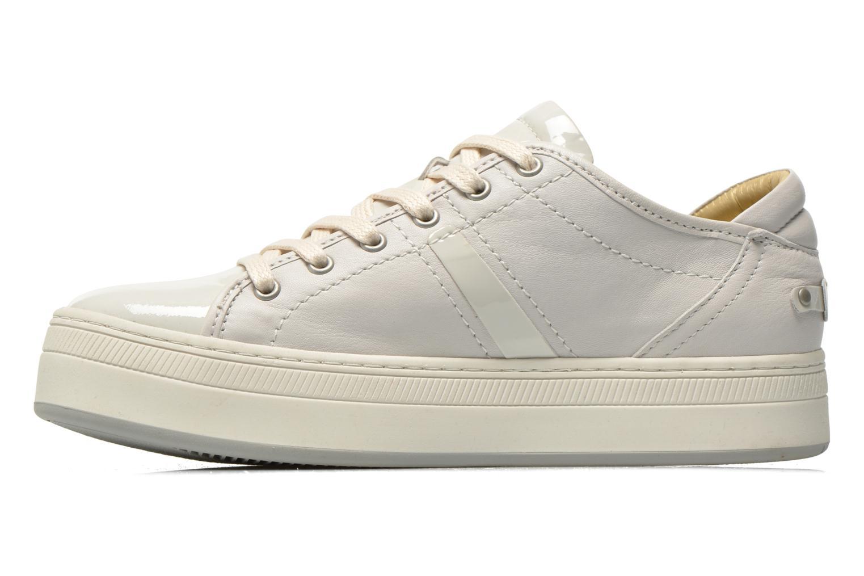 Sneaker Pataugas Pally v weiß ansicht von vorne