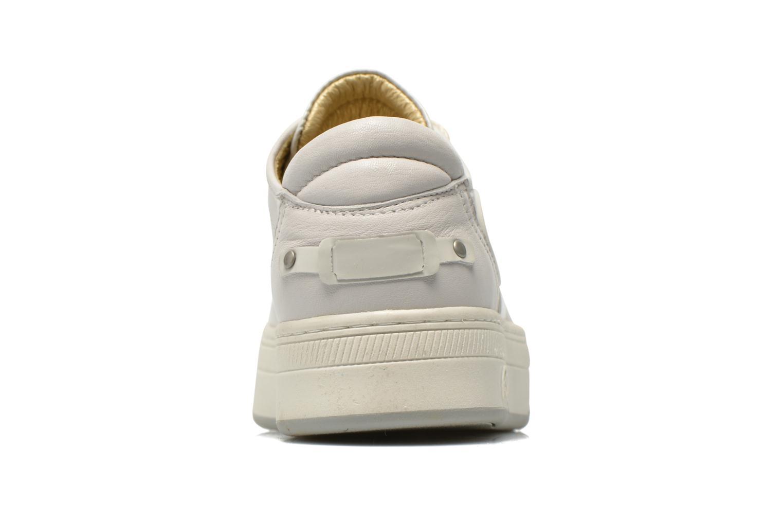 Sneaker Pataugas Pally v weiß ansicht von rechts