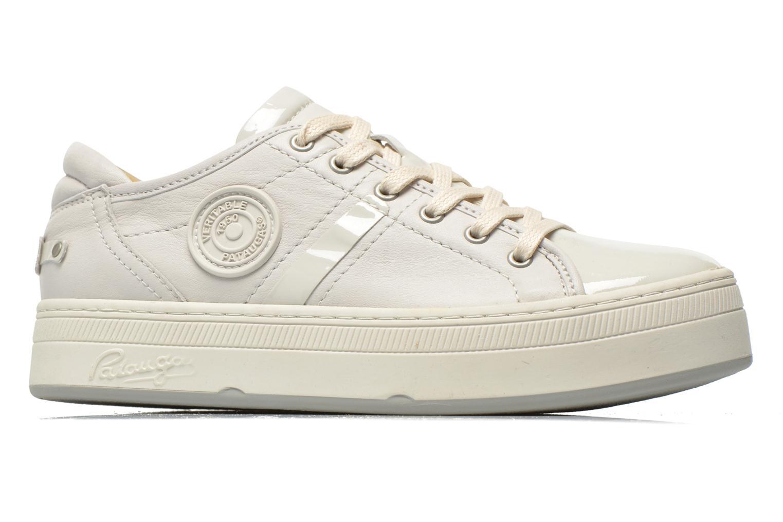 Sneaker Pataugas Pally v weiß ansicht von hinten