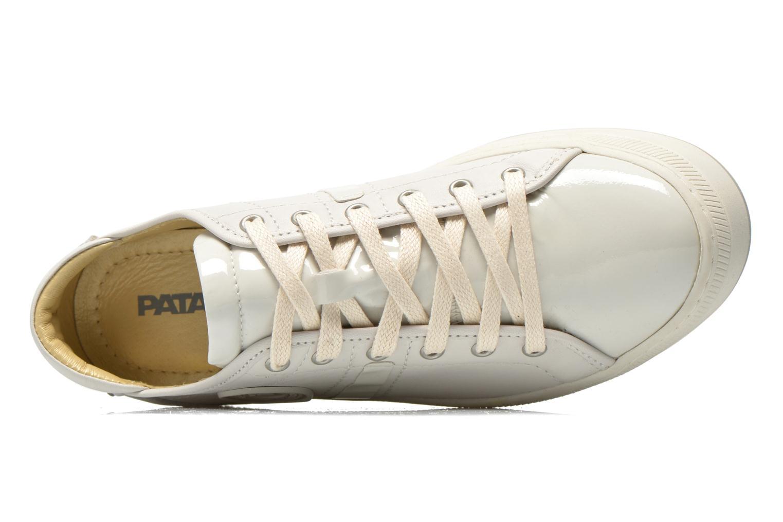 Sneaker Pataugas Pally v weiß ansicht von links