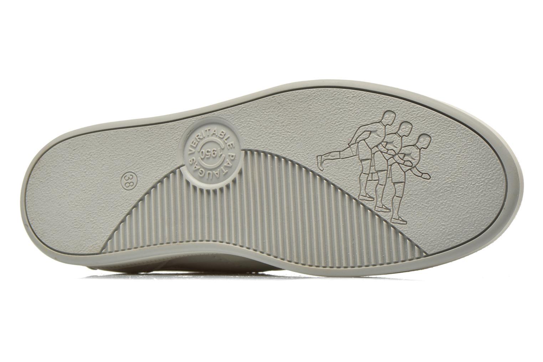 Sneaker Pataugas Pally v weiß ansicht von oben