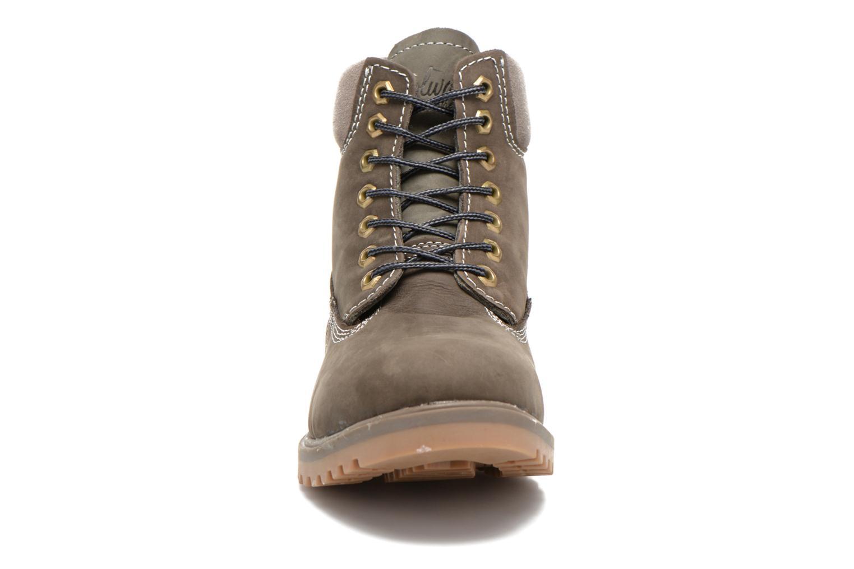 Bottines et boots Coolway Basilman Gris vue portées chaussures