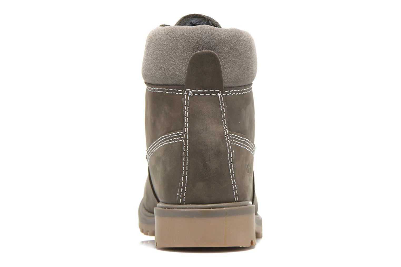 Bottines et boots Coolway Basilman Gris vue droite
